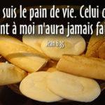 Le pain de vie