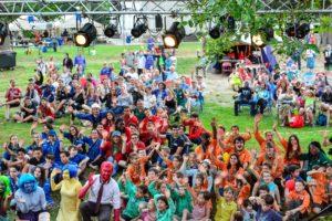 la fête des 90 ans (10 et 11 juin)
