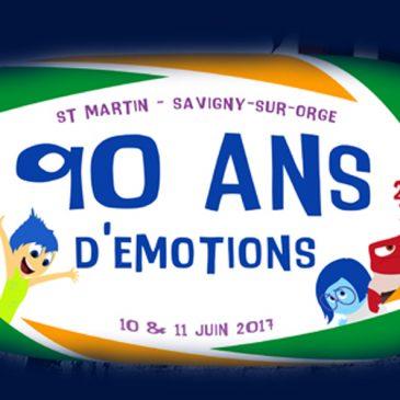 Le Groupe St Martin a fêté ses 90 ans