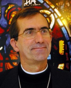 Mgr Michel PANSARD, nouvel évêque d'Evry-Corbeil-Essonnes