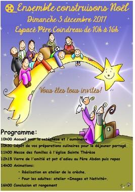 Savigny : «Journée En Paroisse»