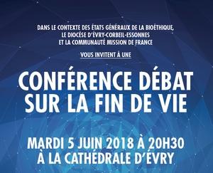 Conférence débat sur la fin de Vie