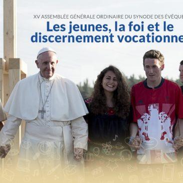 Ensemble, prions pour le synode