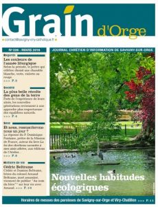 Grain d'Orge - Mars 2019