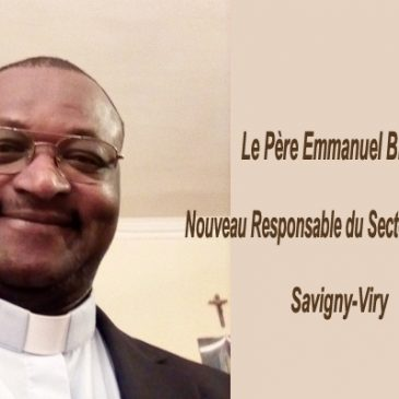 Installation du Père Emmanuel