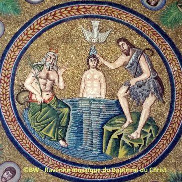 BAPTÊME DU SEIGNEUR