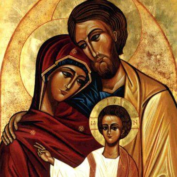 L'année de la Sainte Famille