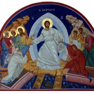 """PAQUES : """" CHRIST EST RESSUSCITE"""""""
