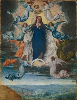Editorial à l'occasion de la fête de l'assomption de la Vierge Marie